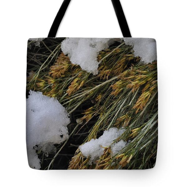 Spring Arrives Tote Bag