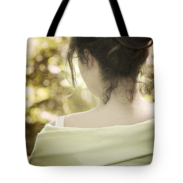 Spring Beauty Tote Bag by Margie Hurwich