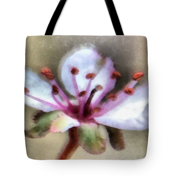 Spring Blossoms 1 Tote Bag by Angelina Vick