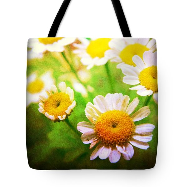 Spring Bouquets Tote Bag