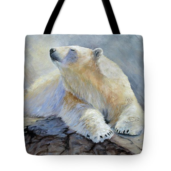 Spring Break Tote Bag by Mary McCullah