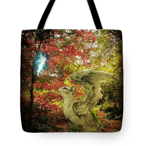Spring Companions Tote Bag