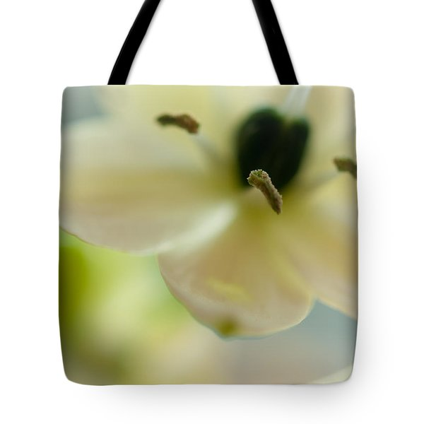Spring Feeling Tote Bag by Jenny Rainbow