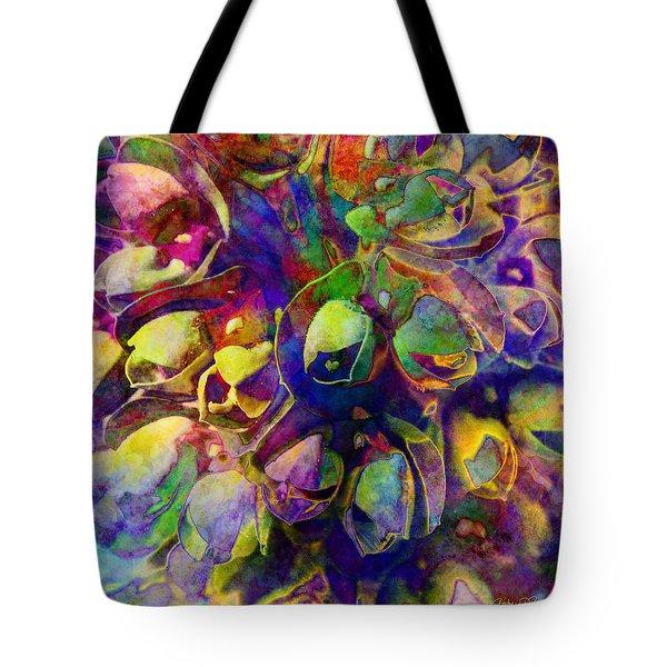 Spring In My Mind Tote Bag
