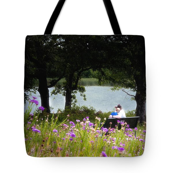 Spring Love Tote Bag by Tamyra Ayles