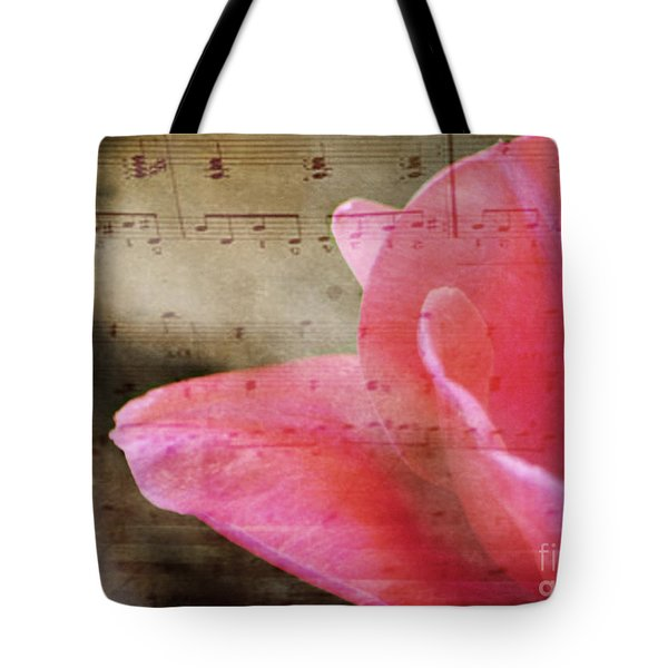 Tote Bag featuring the photograph Spring Sings by Traci Cottingham