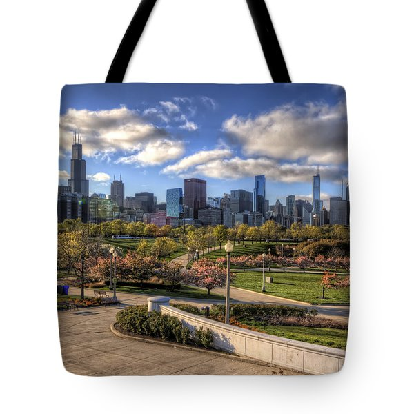 Spring Time Is Here Tote Bag