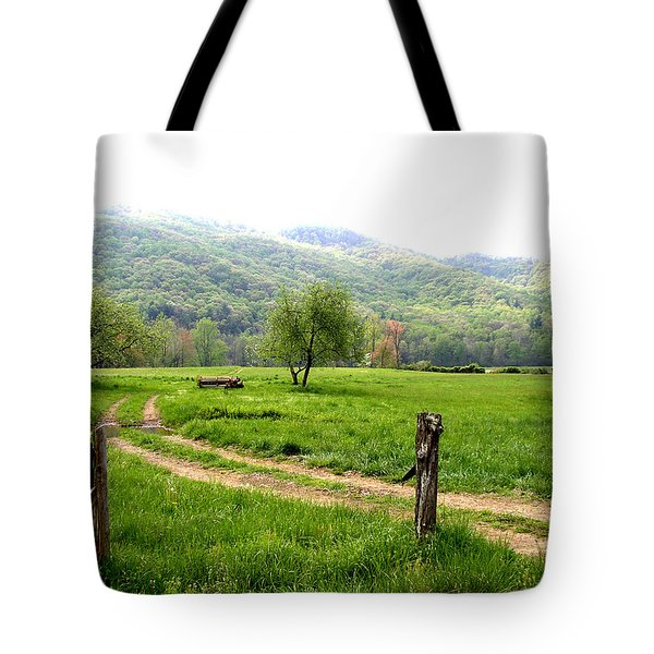 Tote Bag featuring the photograph Springs Alive by Paul Mashburn