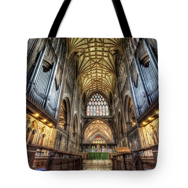 St Mary Tote Bag by Adrian Evans