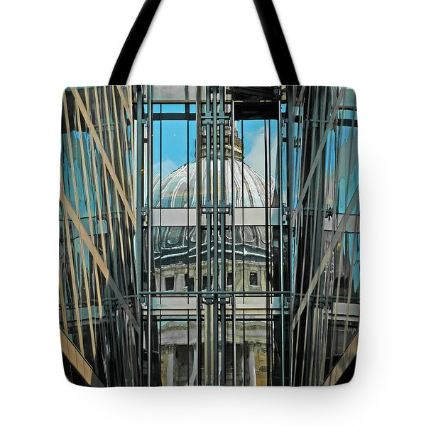 St Pauls Compressed Tote Bag