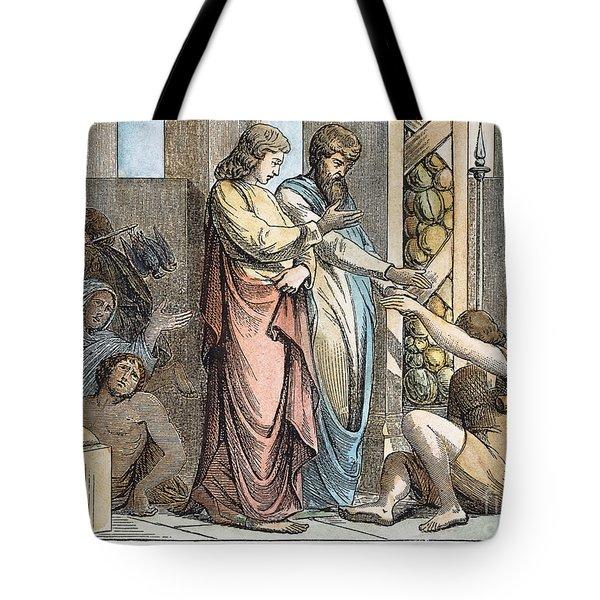 St Peter & St John Tote Bag by Granger