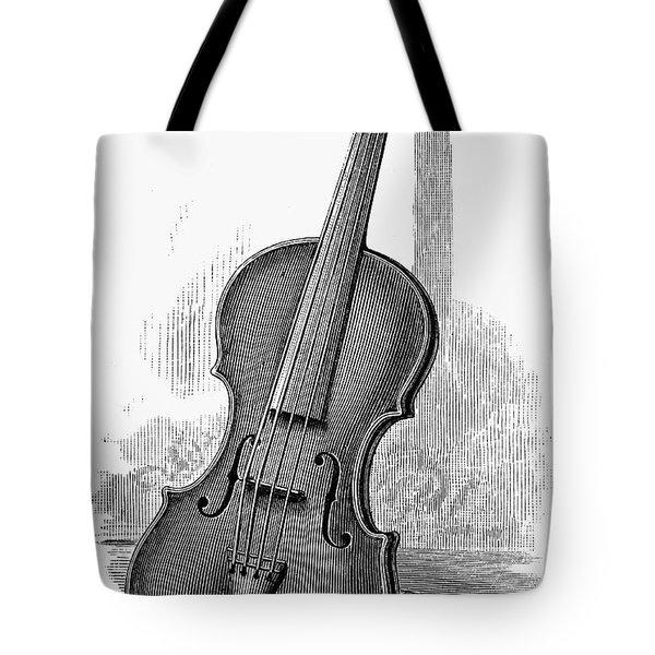 Stainer Violin Tote Bag