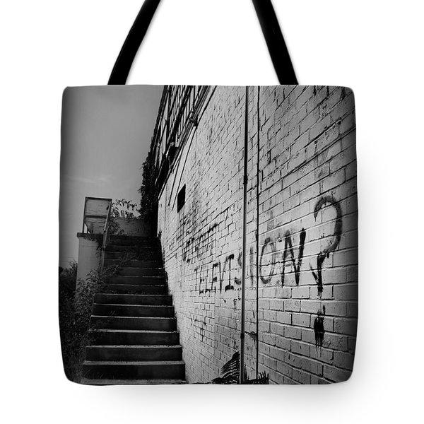 Staircase I Tote Bag
