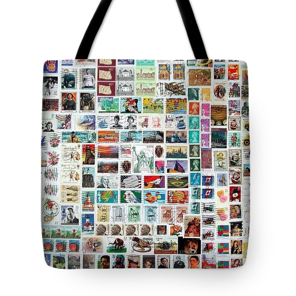 Stamparely Tote Bag