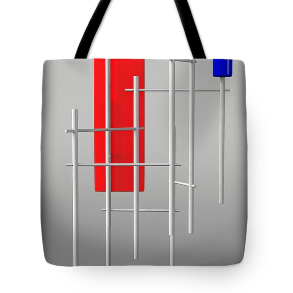 Standing Guard  Tote Bag by Richard Rizzo