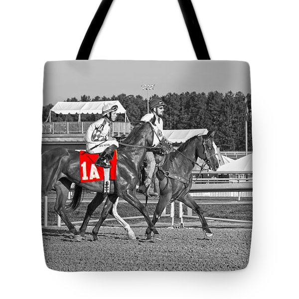 Standing Out Tote Bag by Betsy Knapp