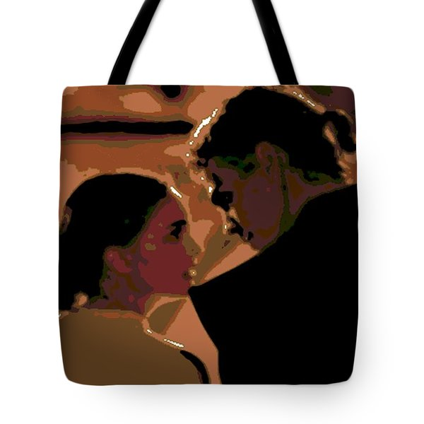 Star Crossed Lovers Tote Bag