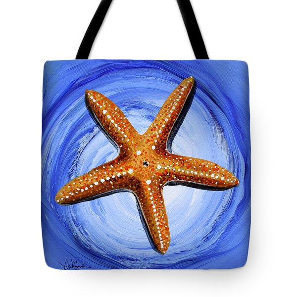 Star Of Mary Tote Bag