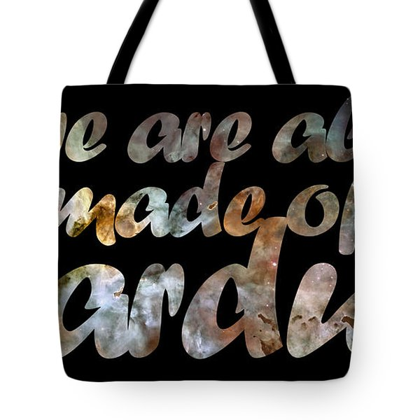 Stardust Tote Bag by Nikki Marie Smith