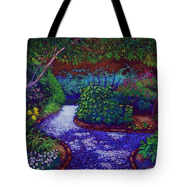 Southern Garden Tote Bag