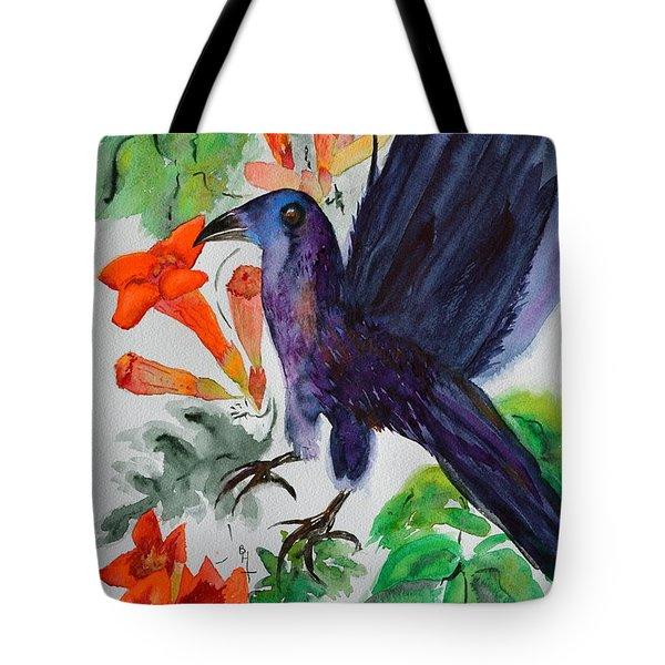 Startle Tote Bag by Beverley Harper Tinsley