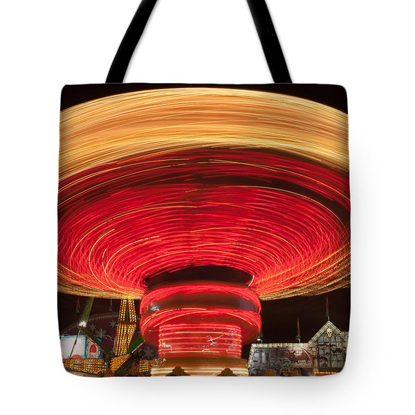State Fair Vii Tote Bag by Clarence Holmes