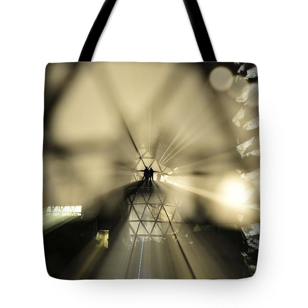 State Of The Art Tote Bag by David Lee Thompson