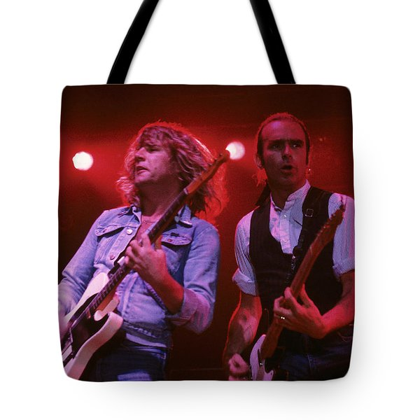 Status Quo Tote Bag