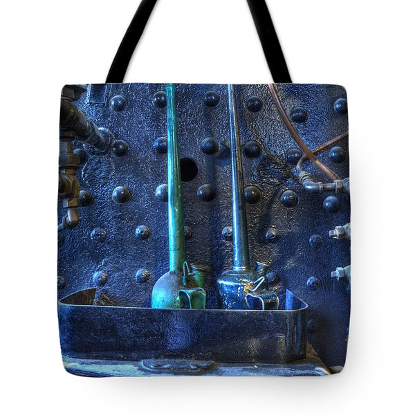 Steampunk 3 Tote Bag by Bob Christopher