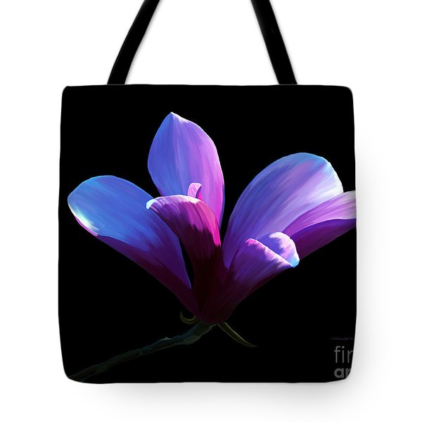Steel Magnolia Tote Bag by Patricia Griffin Brett