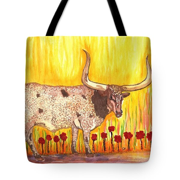 Steer Clear Tote Bag