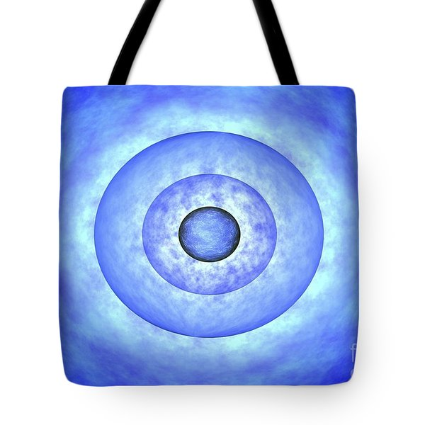 Stellar Core Before Grb Event, Computer Tote Bag by NASA / Science Source