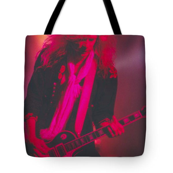 Steve Clarke Tote Bag by David Plastik