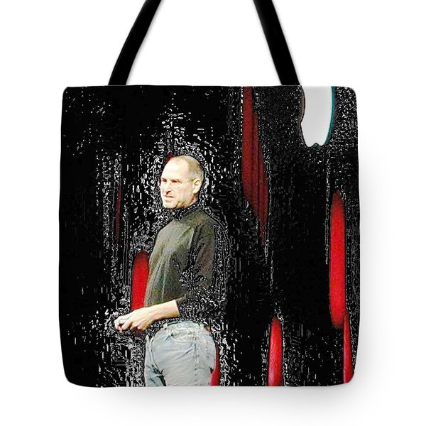 Steve Jobs 4 Tote Bag