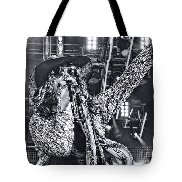 Tote Bag featuring the photograph Steven T by Traci Cottingham