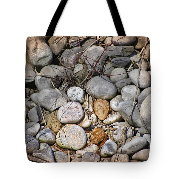 Sticks And Stones Can Hurt Tote Bag