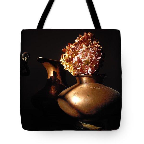 Tote Bag featuring the photograph Still Life 1 by Vilas Malankar