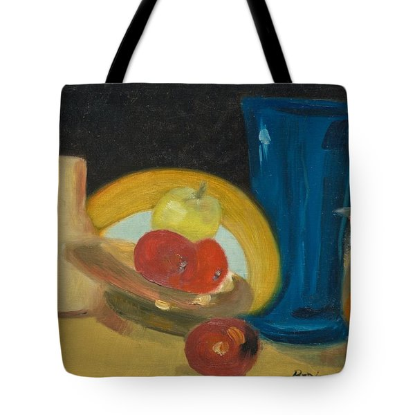 Still Life Of Fruit Tote Bag