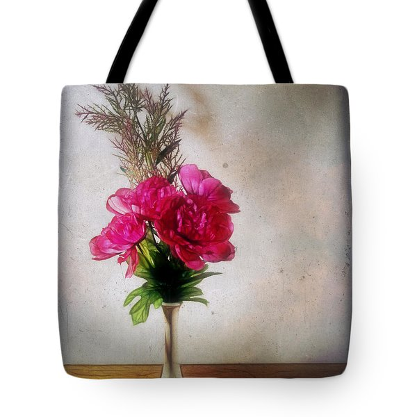 Still Life With Texture Tote Bag by Judi Bagwell
