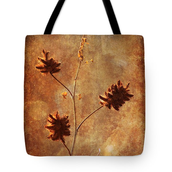 Still Standing Tote Bag by Alyce Taylor