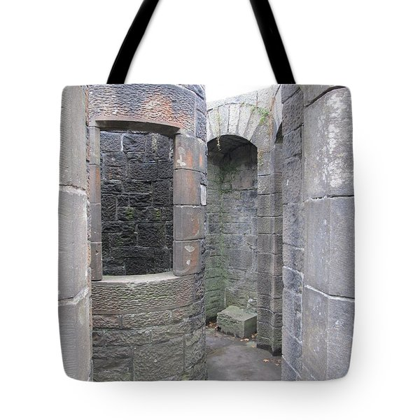 Stone Archwork Tote Bag