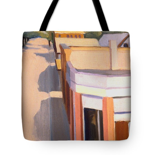 Stoneham Square Three 1979 Tote Bag