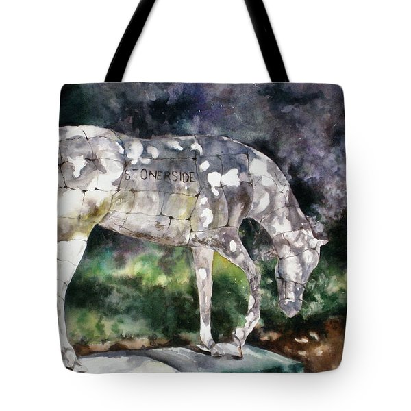 Stonerside Tote Bag by Mary McCullah