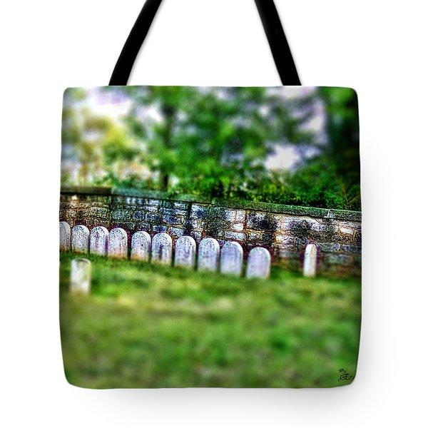 Stones River Battlefield Tote Bag by EricaMaxine  Price