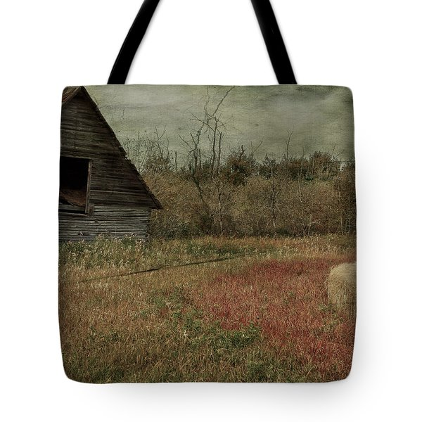 Strawberry Lane  Tote Bag by Jerry Cordeiro