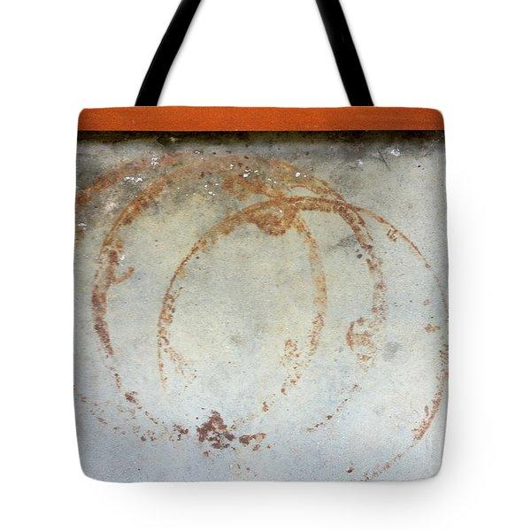 Streets Of La Jolla 10 Tote Bag by Marlene Burns