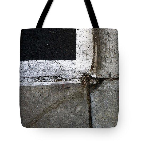 Streets Of La Jolla 4 Tote Bag by Marlene Burns