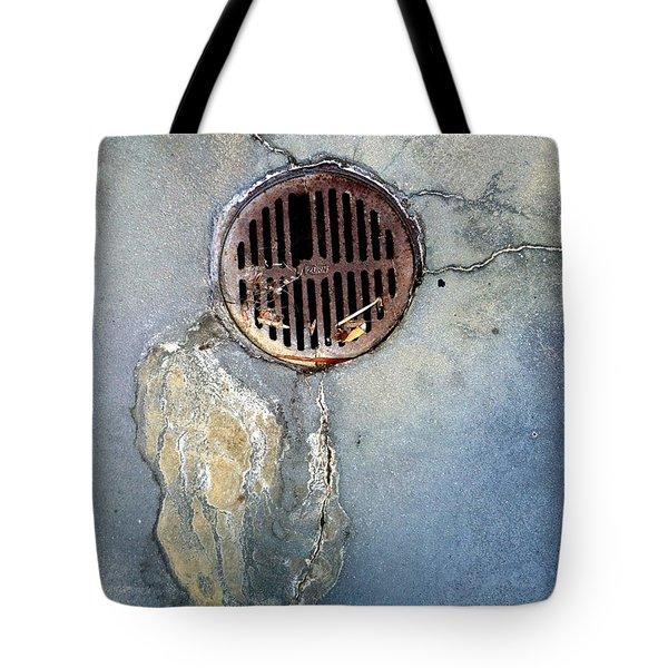 Streets Of La Jolla 7 Tote Bag by Marlene Burns
