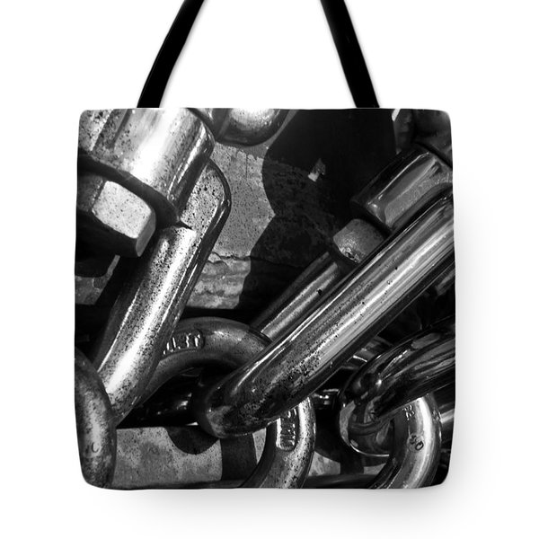Tote Bag featuring the photograph Strong by David Pantuso