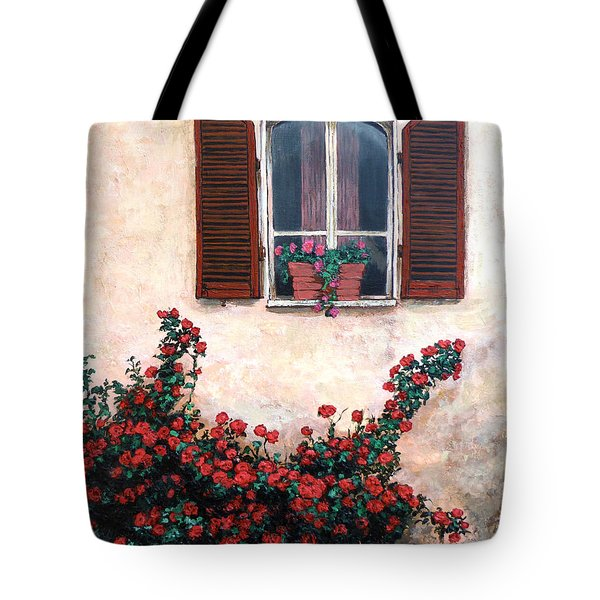 Studio Window Tote Bag